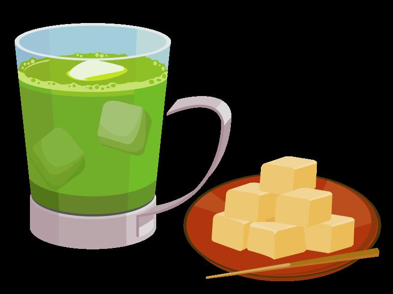 お茶 コーヒーのイラスト イラスト素材の素材ダス