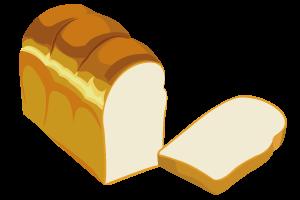 印刷 html pdf 印刷 : アンパンにクリームパンなどパンのイラスト